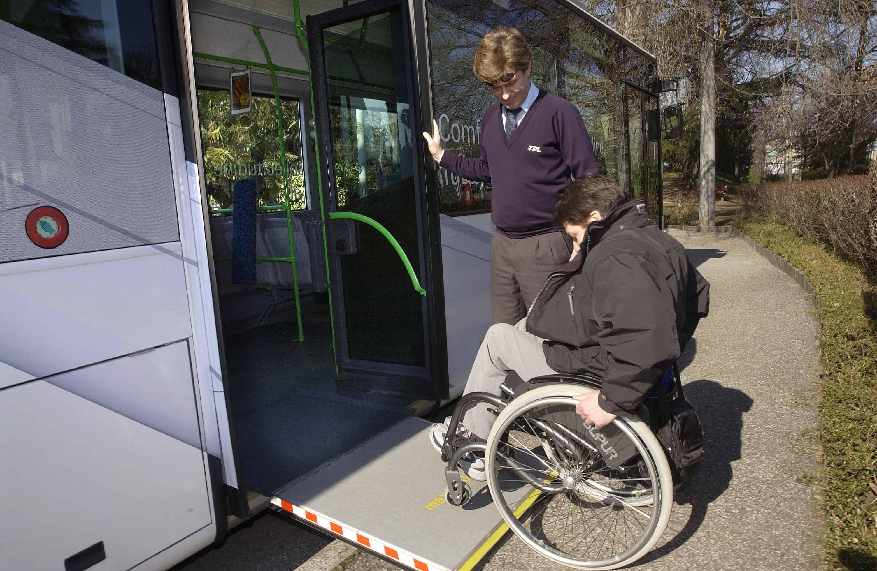 Andicap e mobilità