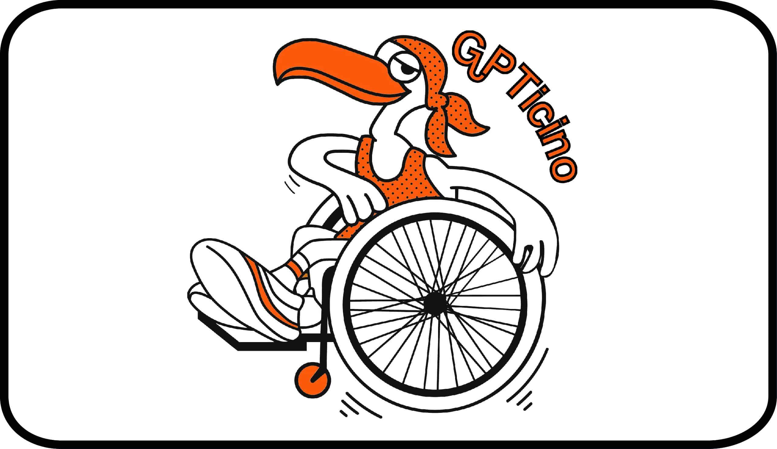 GPT gruppo paraplegici ticino logo