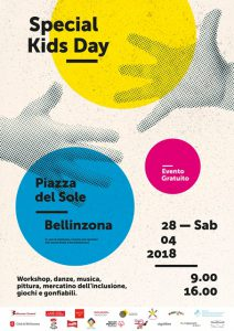 Special Kids Day @ Piazza del Sole, Bellinzona