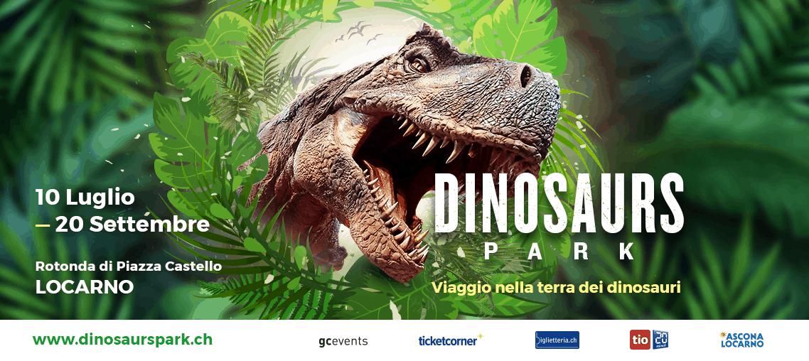 dinosaurs park locarno